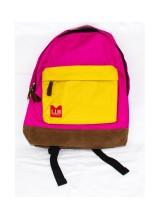 Lim Bag Pink/Yellow