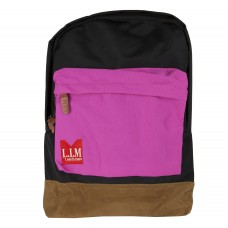 Lim Bag Black Pink