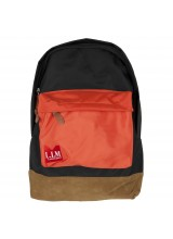 Lim Bag Black/Orange