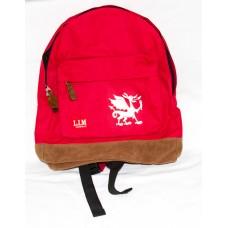 Lim Bag Welsh Dragon Red