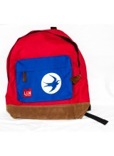 Lim Bag Blue Bird Red/Royal