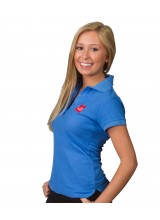 Women's Slim Fit Polo Shirt