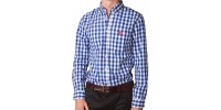 Men's Slim Fit Check Shirt
